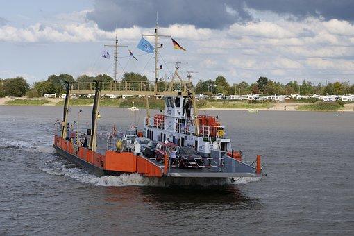 Transport, Ferry, Passenger Ferry, Traffic, Travel