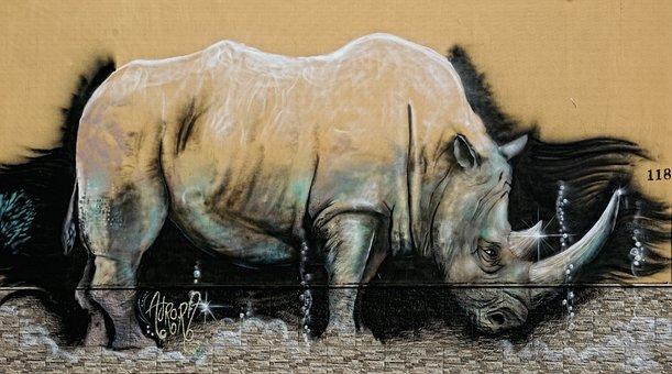 Article, Murals, Graffiti, Wall, Painting, Artists