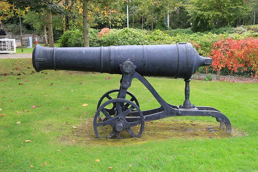 Cannon, History, Weapon, Historical, Gun, Antique, Old