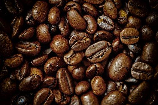 Coffee Beans, Coffee, Caffeine, Roasted, Beans, Aroma