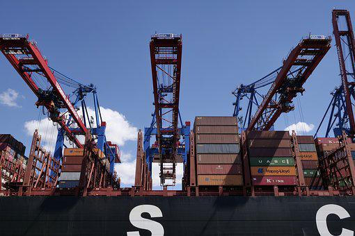 Container, Loading Technology, Gantry Cranes