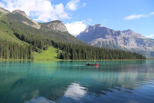 Lake, Scenery, Landscape, Nature, Tourist Destination