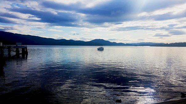 Loch Lomond, Lake, Scotland, Travel, Tourism, Landscape