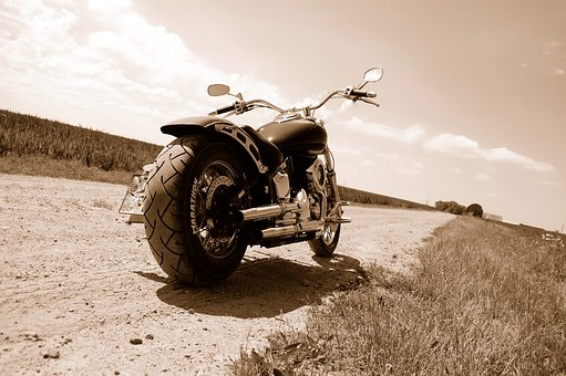 Motorcycle, Yamaha, Drag Star, Motor, Vehicle