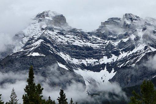 Mountain, Banff, National Park, Canada