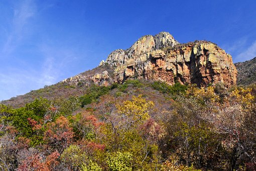 Landscape, Rock, Nature, Blyde Canyon
