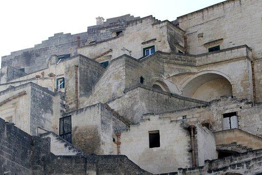 Matera, Sassi, Culture