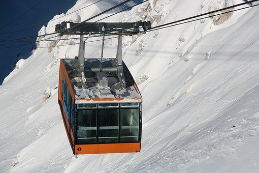 From, Friuli Venezia Giulia, Snow, Lifts, Ski Lifts
