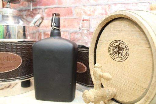 Wine, Winemaking, Barrel, Storage, Harvest, Alcohol