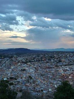 Panoramic, Zacatecas, City