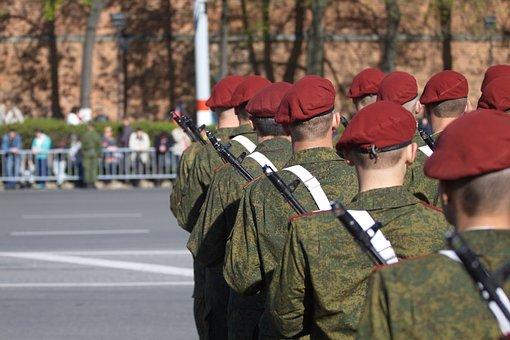Nizhniy Novgorod, Victory Parade, 09, 05, 2014