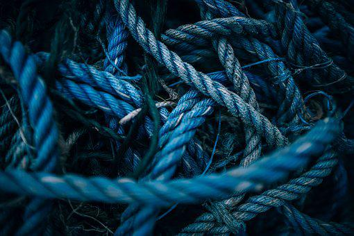Background, Blue, Close-up, Craft, Equipment, Fiber