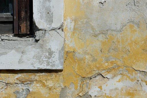 Hungary, Szentendre, Building, Window, Yellow, Ocher