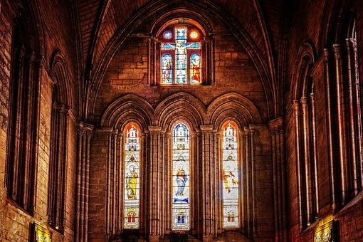 Window, Cathedral, Church, Church Window, Glass, Dom