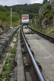 Mountain Railway, Funicular Railway, Wire Rope, Rails