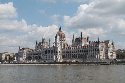 Danube, Budapest, Parliament, Hungary