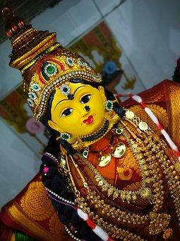 Lakshmi, Indian God, India