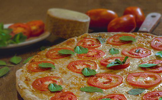 Pizza, Food, Italian, Lunch, Meal, Delicious, Fresh