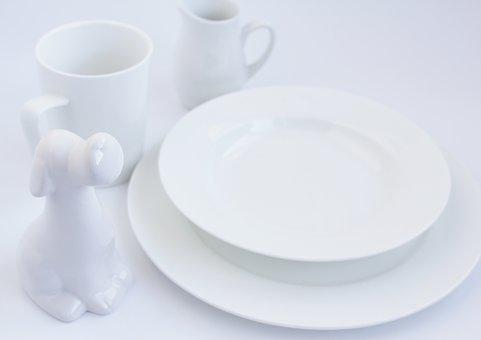 Tableware, Plate, Lunch, Canteen, Dish, Kitchen