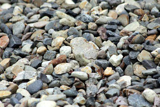 Stones, Pebbles, Natural Stone, Crushed Stone