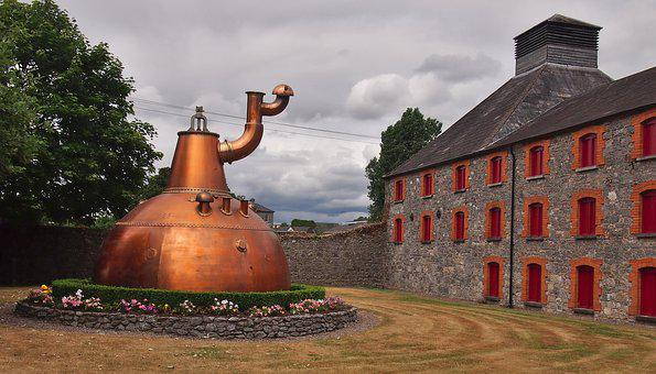 Jameson, Distillery, Old Factory, Midleton, Ireland
