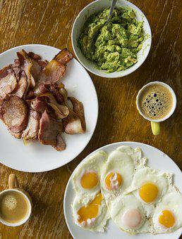 Breakfast, Eggs, Food, Plate, Delicious, Protein, Meal
