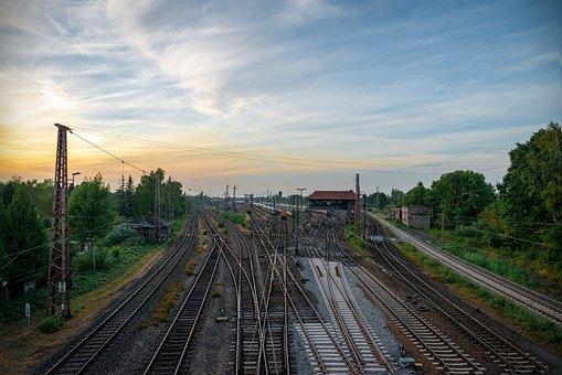 Positioners In Bremen, Bremen, Positioners, Railway