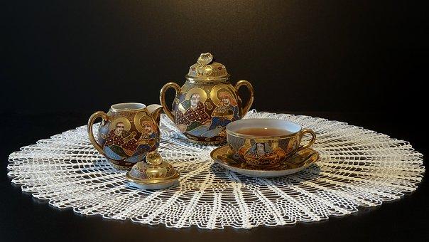 Tea Time, Tea, Benefit From, Relax, Enjoy, Tea Salons