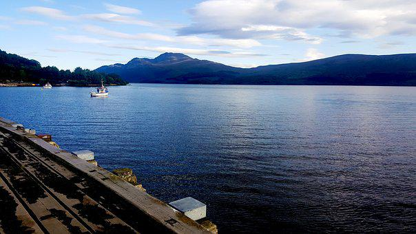 Loch Lomond, Scotland, Travel, Tourism, Landscape