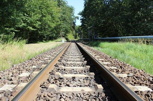 Narrow Gauge, Molli, Gleise, Railway Tracks, Track Bed