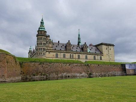 Denmark, Castle, History, Danish, Hamlet, Shakespeare