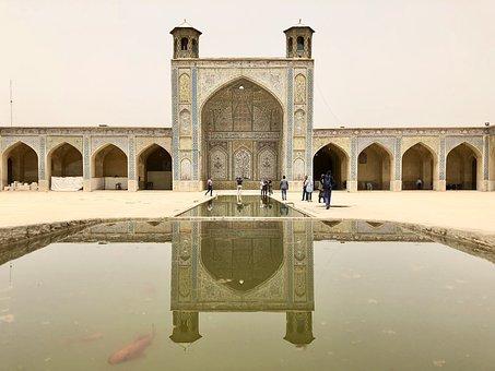 Mosque, Iran, Islam, Religion, Architecture, Shia
