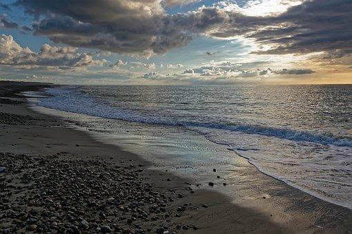 Landscape, Nature, Evening Sky, Mood, Clouds, Sky