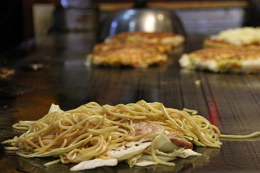 Noodles, Asian, Meal, Kitchen, Cooking, Food