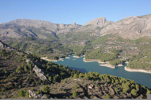 Guadalest, Spain, More, Nature