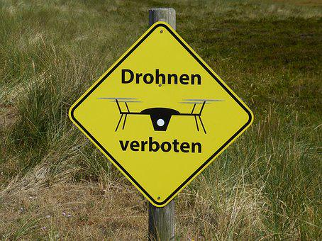 Drone, Shield, Ban, Note, Sylt, List, Elbow, Flying