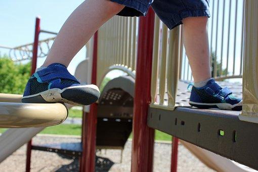 Plae, Climbing, Play, Child, Playground, Outdoor
