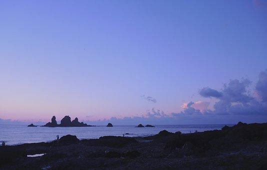 Cloud, Sky, Sea, Scene, Colour, Nature, Costal