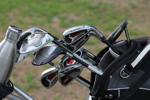 Golf, Golf Clubs, Sport