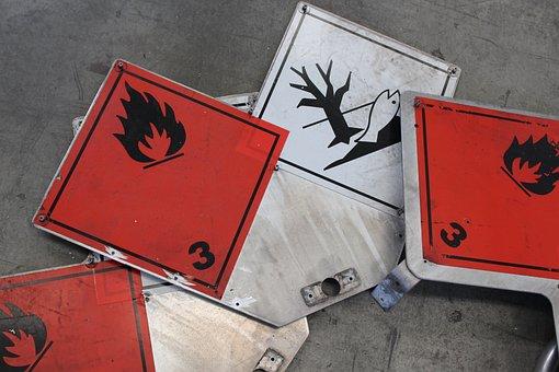 Table, Danger, Dangerous, Message, Risk, Flammable