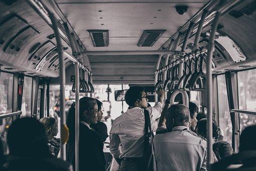 Bus, Travel, Vehicle, Transportation, The Car, Van