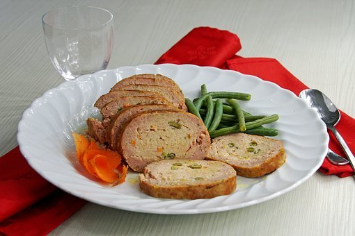 Meatloaf, Italian Cuisine, Typical Dish, Second Course
