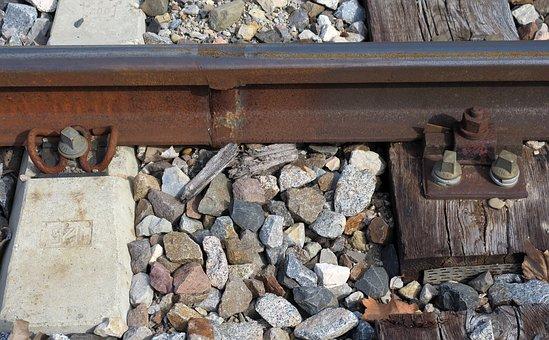 Concrete Sleeper, Wooden Threshold, Rail Seam