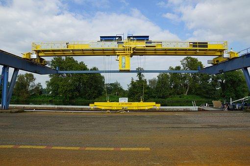 Crane, Magnetic System, Scheffer, Crane Technology
