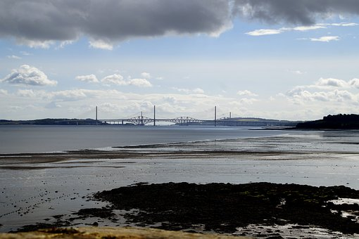 The Firth Of Forth, Outlook, Bridge, United Kingdom