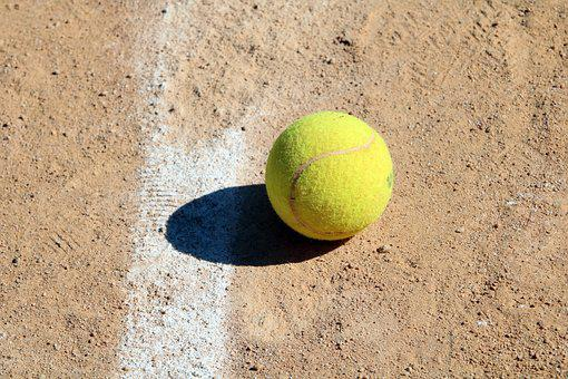 Tennis, Tennis Ball, Sport, Ball, Exercise