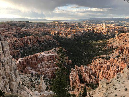 Bryce Canyon, National Park, Utah, United States