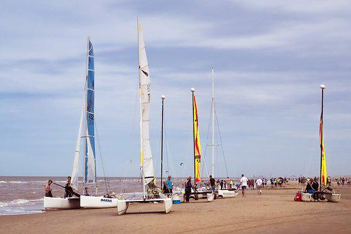 Beach, Sea, Water, Vacations, Summer, Coast, Sand