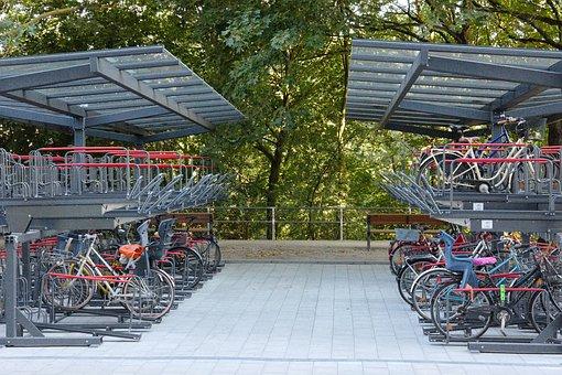 Bike Racks, Bike, Bicycles, Parking Possibility