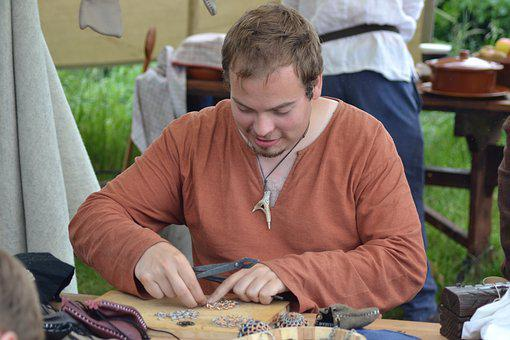 Craft, Jewellery, Skill, Handmade